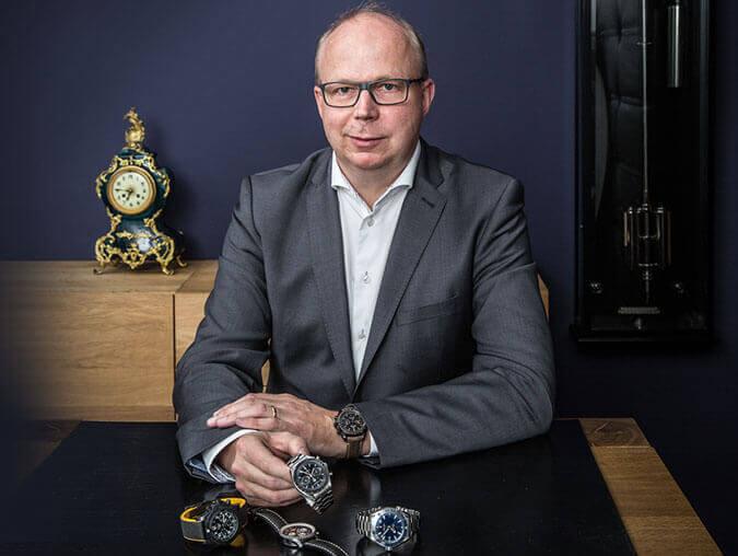Chronometrie zur Horst